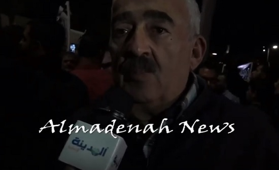 بالفيديو .. والد هبه اللبدي للمدينة نيوز : هذا ما حصل مع ابنتي