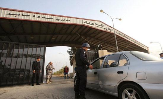 اصابة بفيروس كورونا لسائق قادم من حدود جابر منع من دخول المملكة