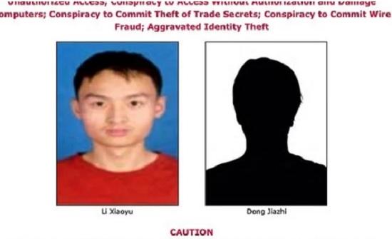 شابان من الصين يسرقان معلومات سرية من مواقع 12 دولة