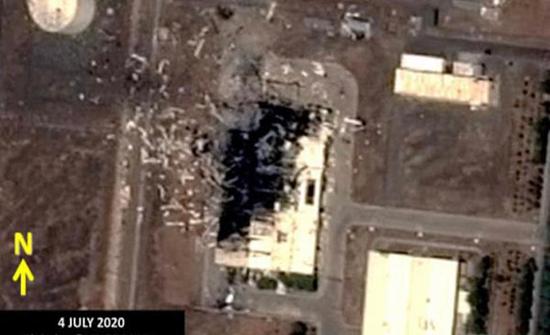 اللغز الغامض.. رواية إيرانية جديدة حول تفجير نطنز
