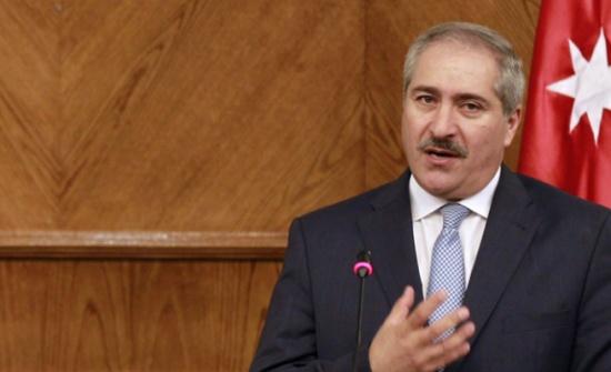 جودة: إقامة الدولة الفلسطينية المستقلة مصلحة أردنيا عليا