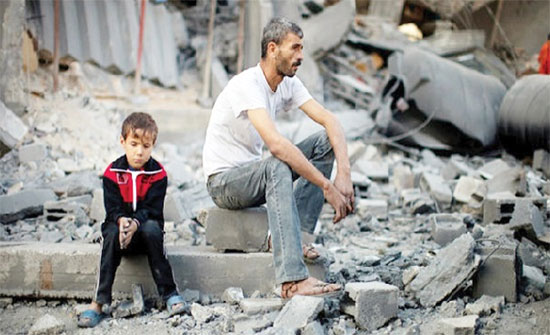 الخضري بطالة الشباب في غزة ارتفعت الى سبعين بالمئة