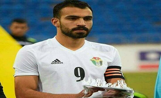نادي الشمال القطري يجدد عقد لاعب المنتخب الوطني فيصل