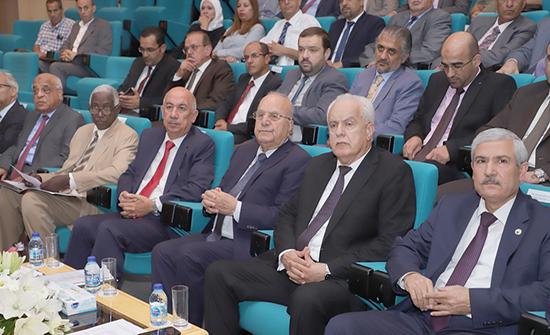 بدء اعمال المؤتمر الثامن حول الموارد البشرية بالوطن العربي