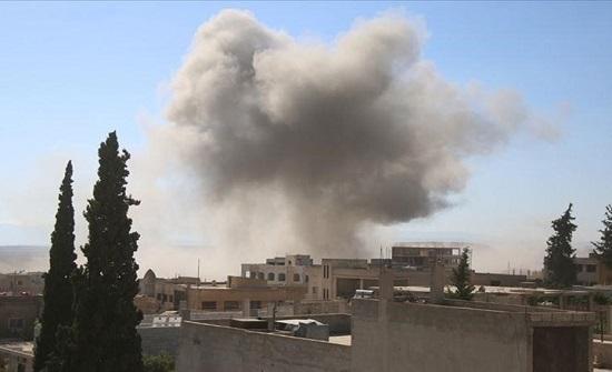 مقتل جندي سوري في قصف إسرائيلي على تدمر