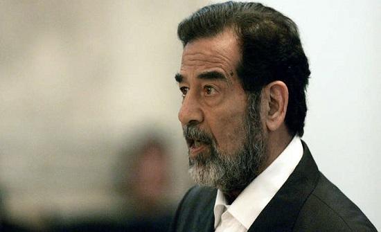 بالصورة ... رغد صدام حسين تنشر رسالة خطية نادرة لأبيها