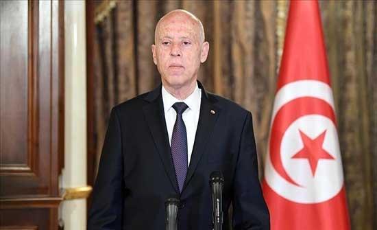 الرئيس التونسي: الخطر الحقيقي هو تقسيم الدولة من الداخل