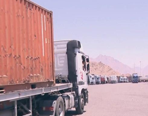 مدير جمرك العقبة يؤكد حل مشكلة تكدس الشاحنات