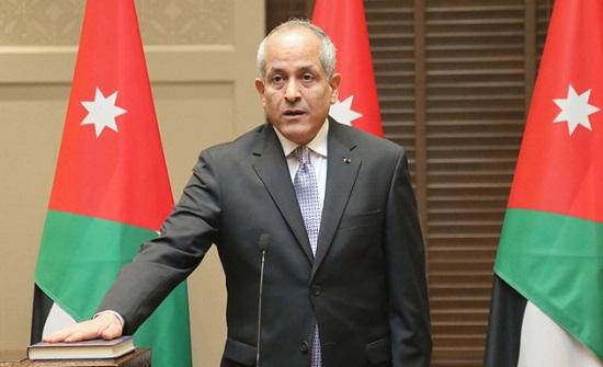 العايد : نستقبل عاماً جديداً يدشّن فيه أردن الخير مئويته الثانية