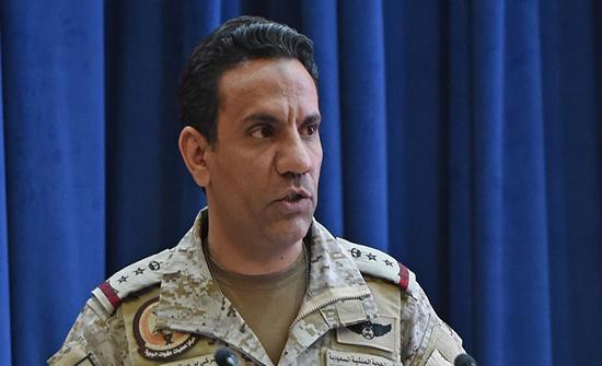 التحالف: إحباط هجوم حوثي إرهابي وشيك جنوب البحر الأحمر