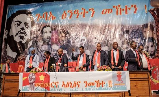 """المعارك تحتدم في تيغراي والجيش """"على وشك اعتقال قادة التمرد"""""""