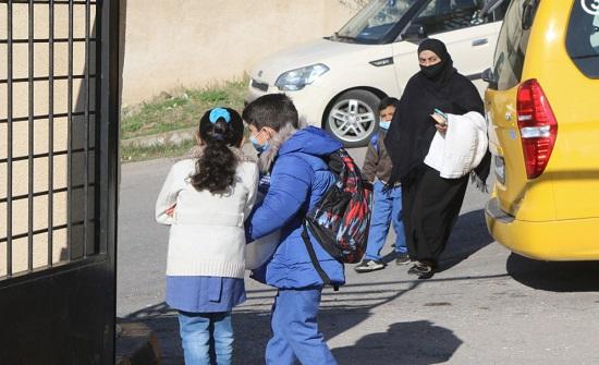 وزارة التربية: 3429 إصابة بالفيروس بين الطلبة من الصف الرابع حتى الأول الثانوي