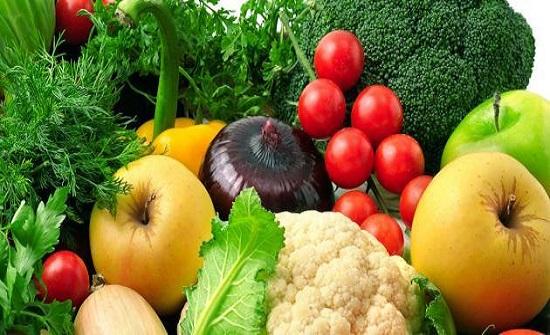 الخضراوات والفواكه لمحاربة الاكتئاب