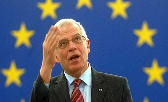 الاتحاد الأوروبي يطالب إسرائيل بوقف إخلاء حي الشيخ جراح
