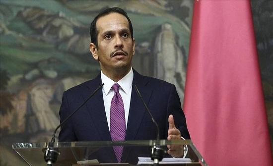 وزير خارجية قطر: تركيا حليف استراتيجي