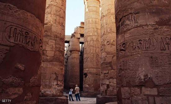 كشف أثري جديد بمدينة الأقصر في مصر