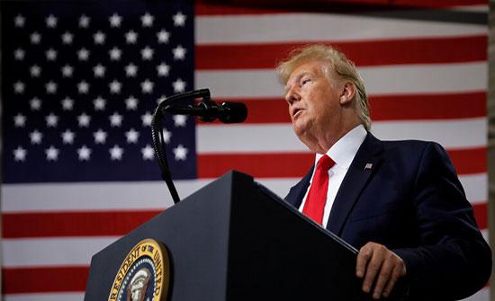 ترامب ينوي توسيع القائمة الأمريكية للتنظيمات الإرهابية