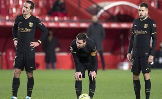 ميسي يقلب الطاولة في ترتيب هدافي الدوري الإسباني و يهدي برشلونة فوز مهم (فيديو)