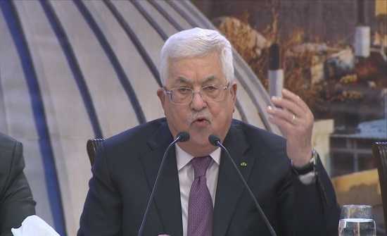 عباس : لا سلام ولا أمن ولا استقرار إلا بتحرير القدس بالكامل