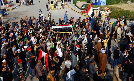 مقتل طفلة برصاصة طائشة أمام منزلها قرب ساحة ثورة العشرين في النجف