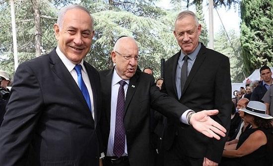 رئيس إسرائيل يبدأ مشاورات تشكيل الحكومة
