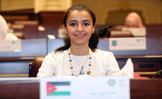 ممثلو الأردن بالبرلمان العربي للطفل يناقشون الحق بالصحة