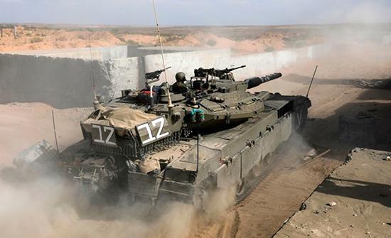 غزة: الاحتلال الاسرائيلي يتوغل شرق خانيونس