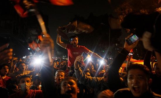 مصر : وفاة مشجع أهلاوي إثر أزمة قلبية من شدة الفرح!