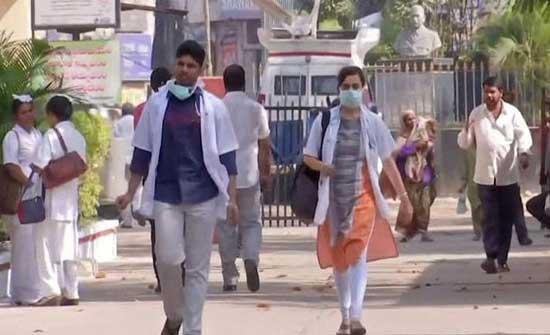 الهند تقرر تمديد الإغلاق في نيودلهي لمدة أسبوع للحد من انتشار كورونا