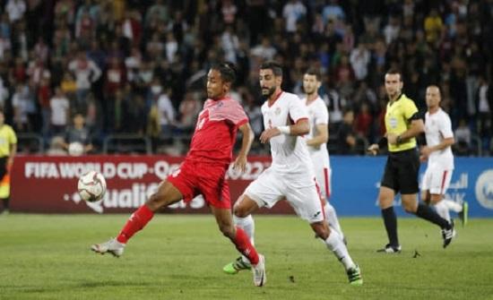 الأردن يتجاوز نيبال بثلاثية نظيفة في تصفيات مونديال 2022