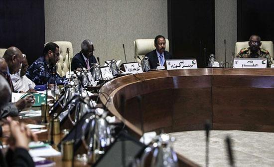 """""""السيادي"""" السوداني: الحكومة مستعدة للتوصل إلى سلام خلال شهرين"""