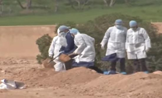"""""""جمعية الطب الشرعي"""": هكذا يجب دفن موتى كورونا"""