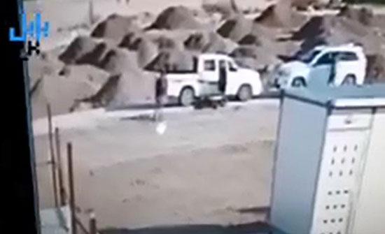 بالفيديو : لحظة اغتيال عضو سابق بمجلس محافظة بابل العراقية