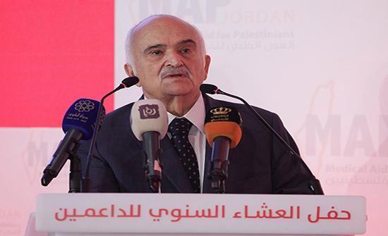 الامير الحسن يدعو لتشكيل مجلس اقتصادي اجتماعي إقليمي للتخطيط للمستقبل