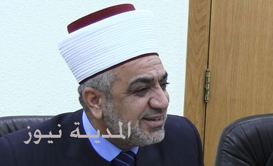 وزير الاوقاف يعبر عن رفضه الشديد لاقتحامات المسجد الاقصى