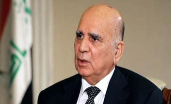 وزير الخارجية العراقي يلتقي نظيرته النرويجيّة