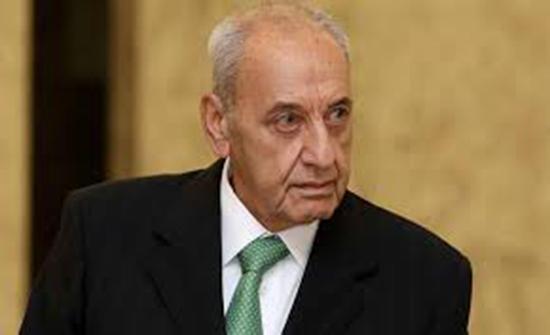 بري: اسرائيل هي الطرف المسؤول عن خرق القرار 1701