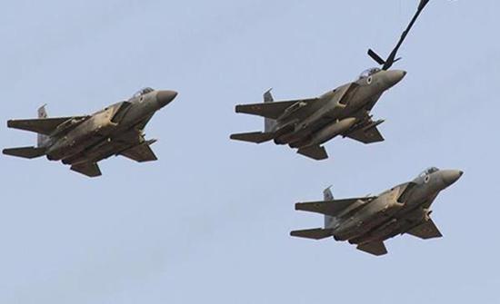 مقاتلات اسرائيلية تحلق فوق الجنوب اللبناني
