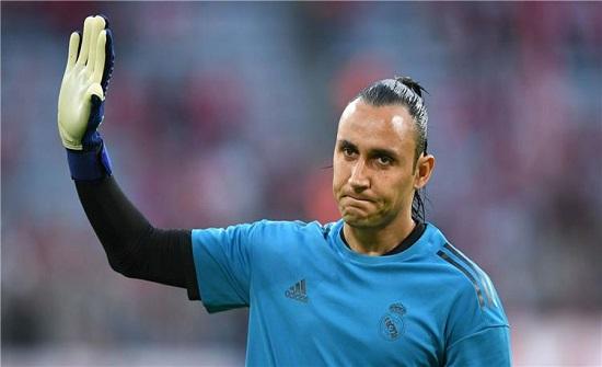 نافاس يبرر رحيله عن ريال مدريد