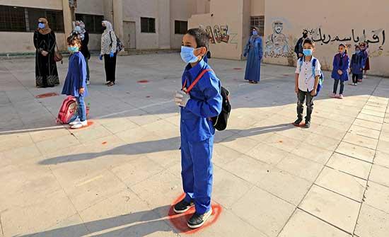 مطالبات بالعودة للمدارس في الأردن باسرع وقت