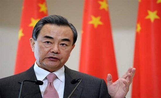 الصين توجه انتقادا لاذعا لوزير الخارجية الامريكي