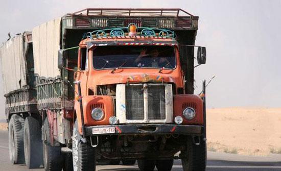 بعد هروبه من الحجر الصحي.. سائق شاحنة يسلم نفسه للجهات الأمنية