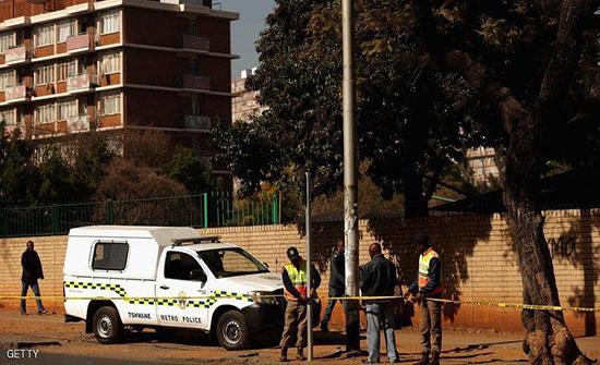 مقتل لاعب كرة قدم سابق بإطلاق نار في جنوب أفريقيا