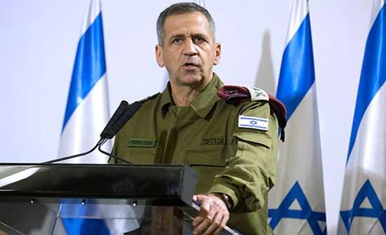 كوخافي: المواجهة مع حماس مسألة وقت.. تجهيز متواصل