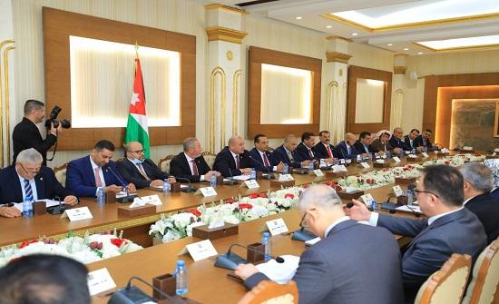 العودات والوفد النيابي يلتقون برؤساء إقليم وحكومة وبرلمان كردستان العراق
