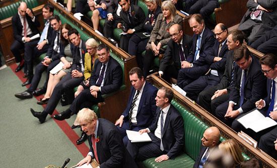 مجلس العموم البريطاني يوافق على إجراء انتخابات مبكرة يوم 12 ديسمبر المقبل