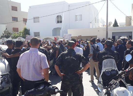 برلمان تونس يؤجل النظر بمشروعي قانونين مرتبطين بقوات الأمن