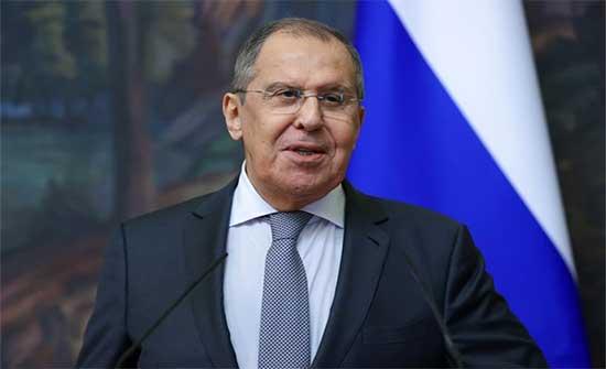 لافروف يتهم الغرب بمحاولة استغلال الوضع حول الاتفاق النووي لتغييره