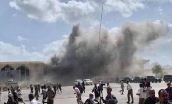 الحكومة اليمنية: لا بد من لجنة تحقيق تكشف الضالعين والمخططين لهجوم المطار