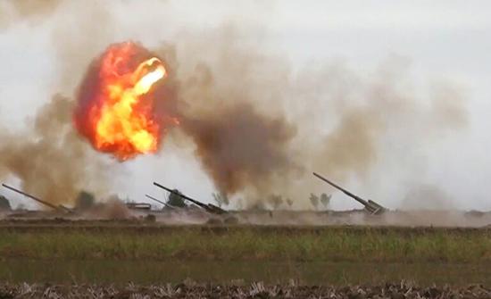 رئيس أذربيجان يعلن سيطرة قواته على 3 قرى وعدة تلال استراتيجية بمعارك مع الجانب الأرمني
